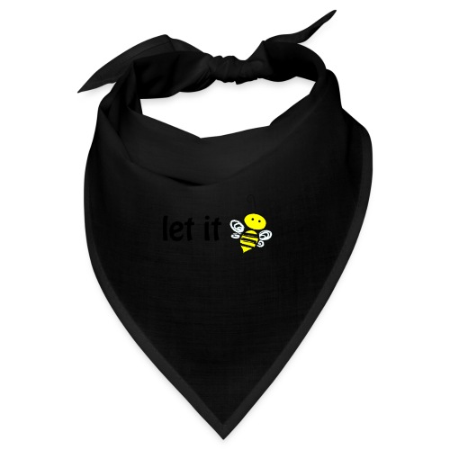let it bee - Bandana