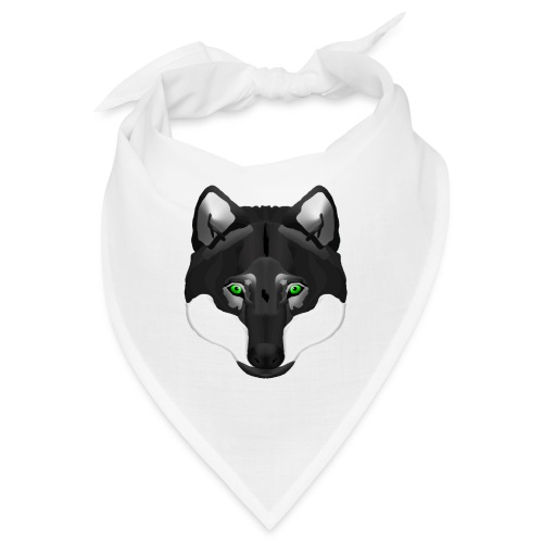 Wolf Head - Bandana
