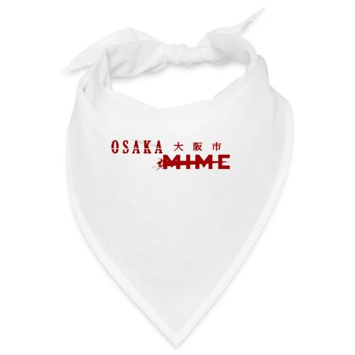 Osaka Mime Logo - Bandana