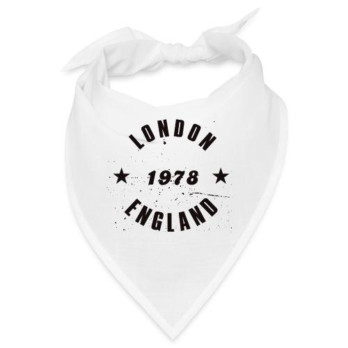 1978 London England Sterne - Bandana