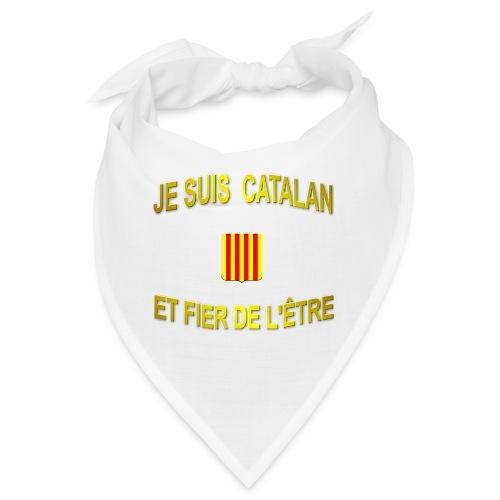 Dessous de verre à l'emblème du PAYS CATALAN - Bandana