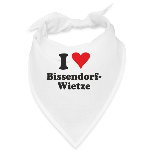 I Love Bissendorf-Wietze - Bandana