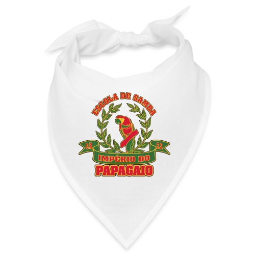 Papagaio logo - Bandana