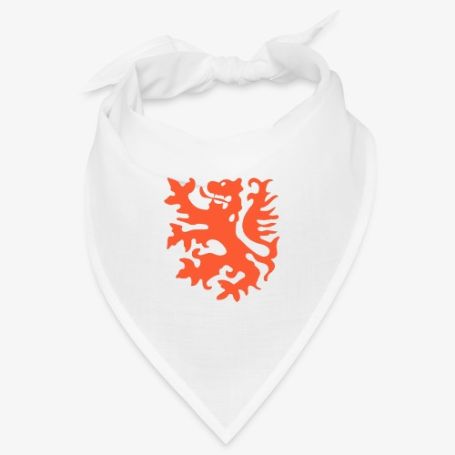 Orange lion Replica Holland 1974 - Bandana