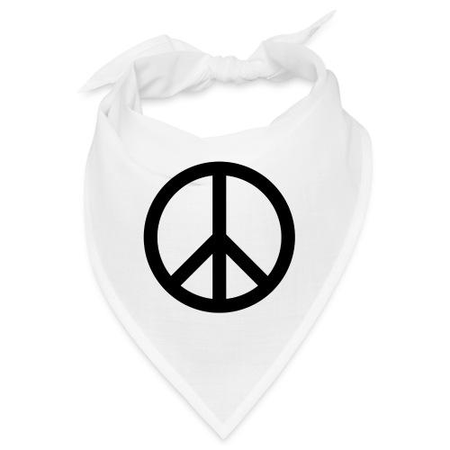 Peace Teken - Bandana