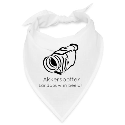 Logo akkerspotter - Bandana
