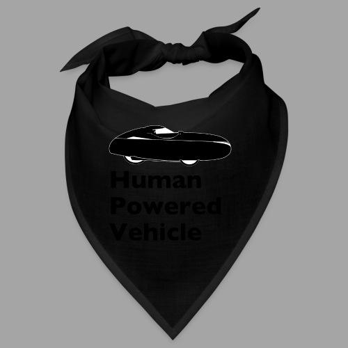 Quest Human Powered Vehicle 2 black - Bandana