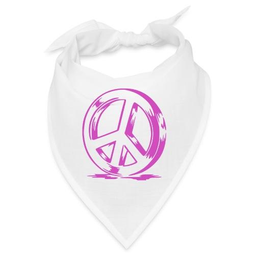 Peace and Love - Bandana