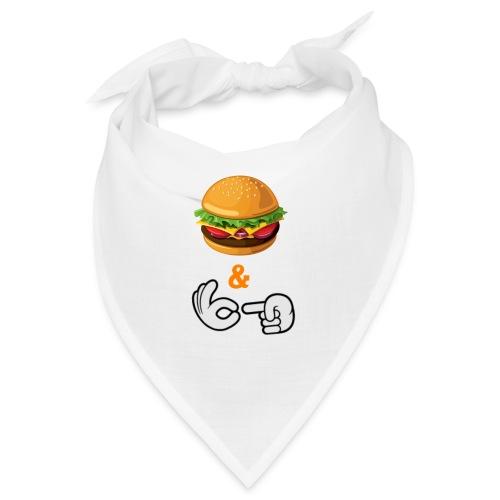 Burger And Bang Bandana - Bandana