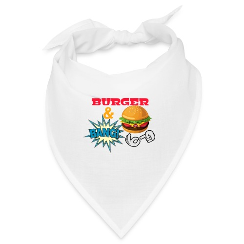 Burger And Bang - Bandana