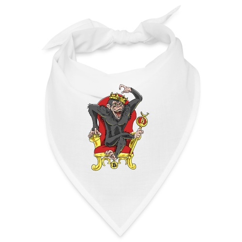 Bitcoin Monkey King - Beta Edition - Bandana
