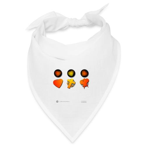 Design Dreieinigkeit - Bandana