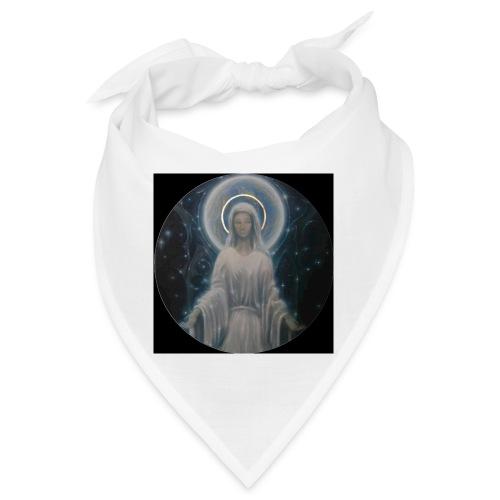 圣母玛利亚 Notre Dame by Jean Libon (Noir) - Bandana