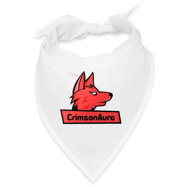 CrimsonAura Logo Merchandise