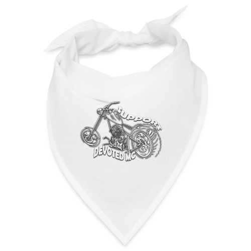 T-Shirt DEVOTEDMC SUPPORT CHOPPER - Bandana