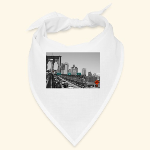 Brooklyn bridge - Bandana