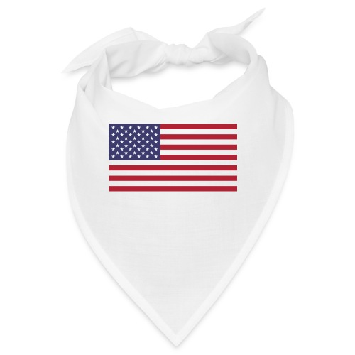 USA flagg - Bandana