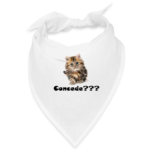 Concede kitty - Bandana