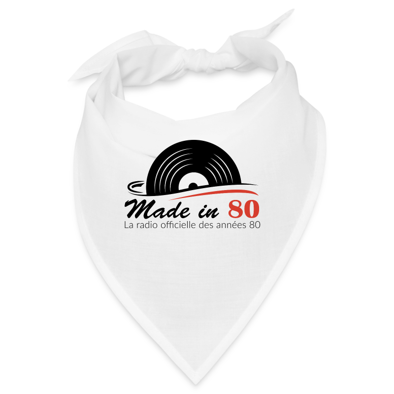 Made in 80 - Bandana