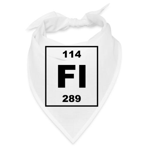 Flerovium (Fl) (element 114) - Bandana