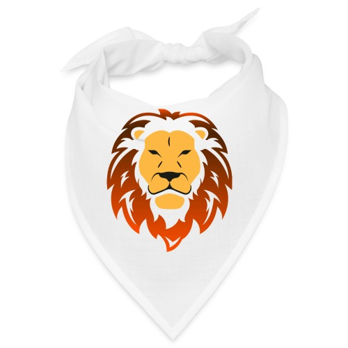 Lion orange - Bandana