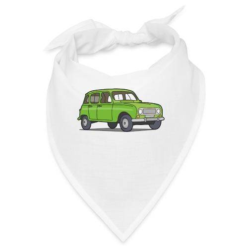 Grüner R4 (Auto) - Bandana