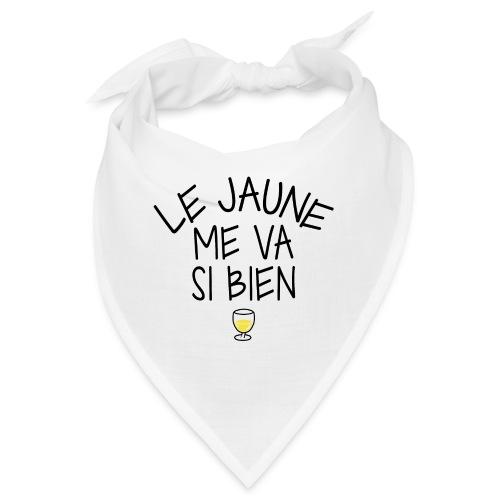 LE JAUNE ME VA SI BIEN - Bandana