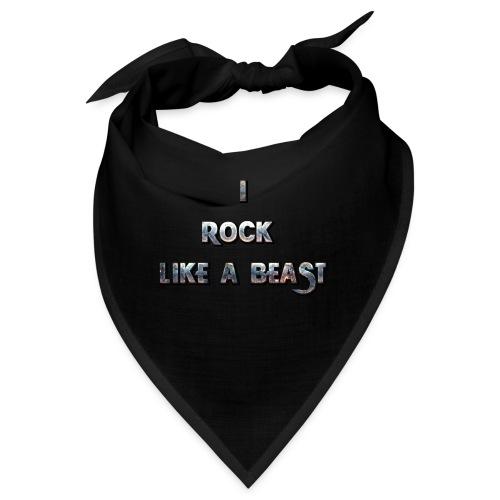 Irocklikeabeast Logo - Snusnäsduk