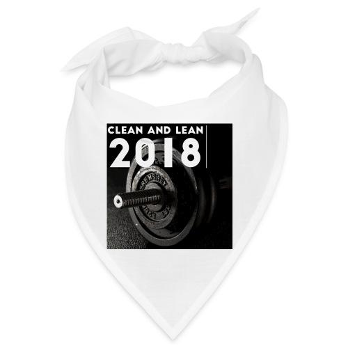 Clean and Lean 2018 - Bandana