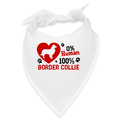 Border collie - Bandana