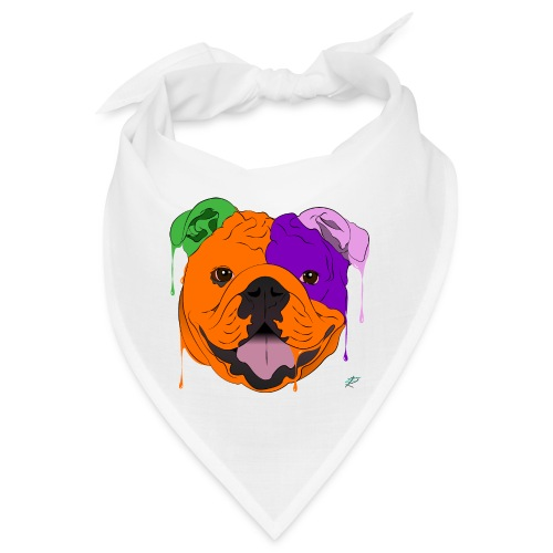 Bulldog - Bandana