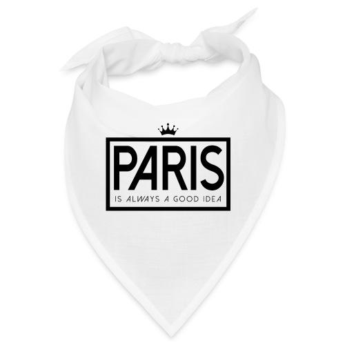 PARIS, FRANCE - Bandana