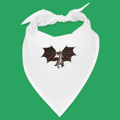 dragon logo color - Bandana