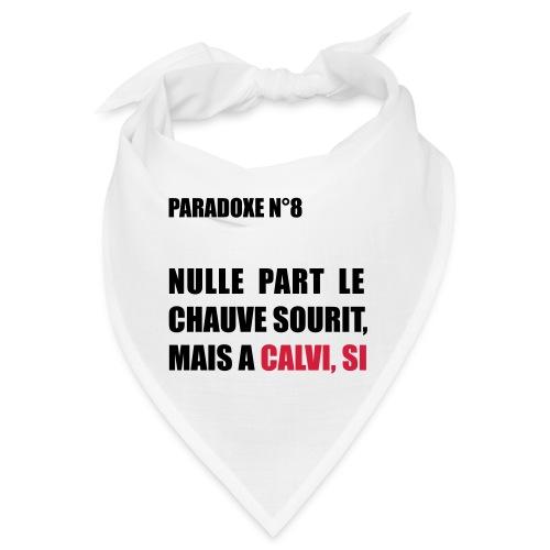 PARADOXE chauve calvi - Bandana
