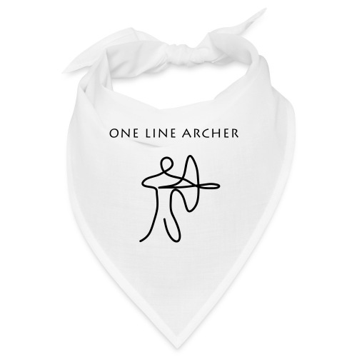 one line archer - Bandana