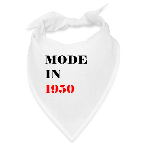 MODE IN 150 - Bandana