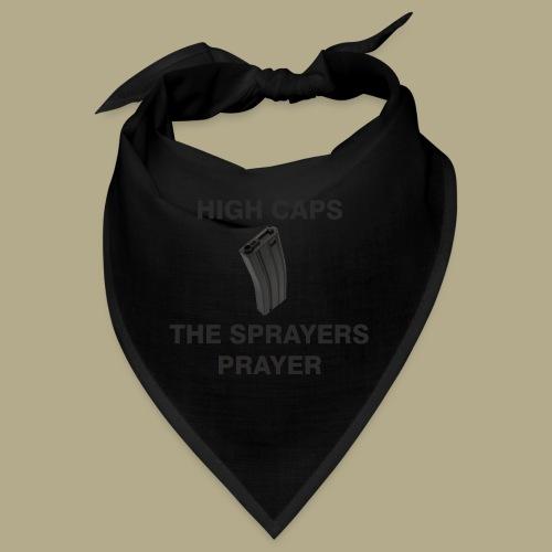 Sprayers Prayer - Bandana