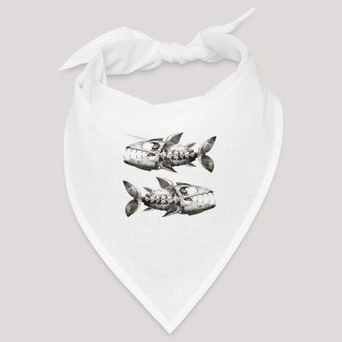 FishEtching - Bandana