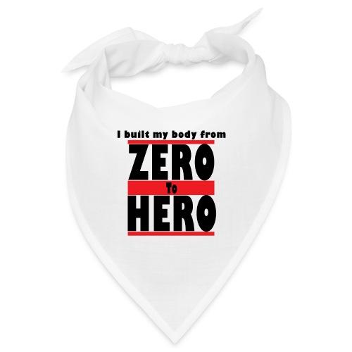 Zero To Hero - Bandana