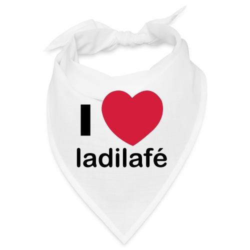i love ladi lafé - Bandana