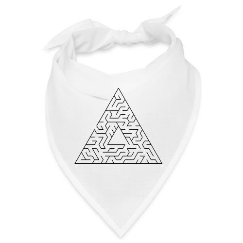 Triangle Maze - Bandana