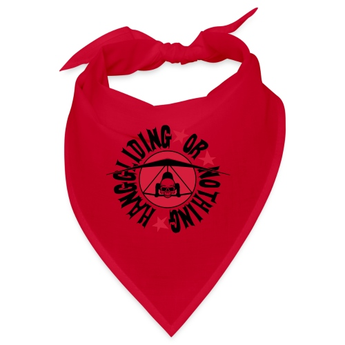 Hanggliding or nothing ! - Bandana