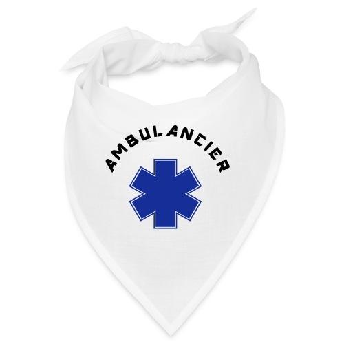 ambulancier logo - Bandana