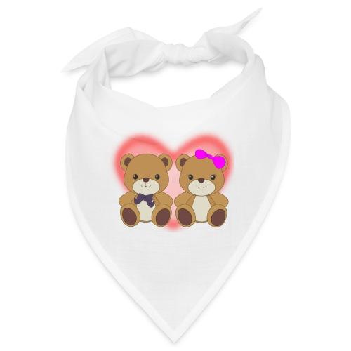 Orsetti con cuore - Bandana