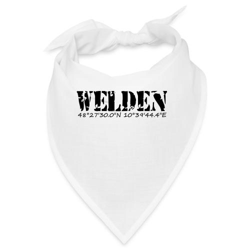 WELDEN_NE - Bandana