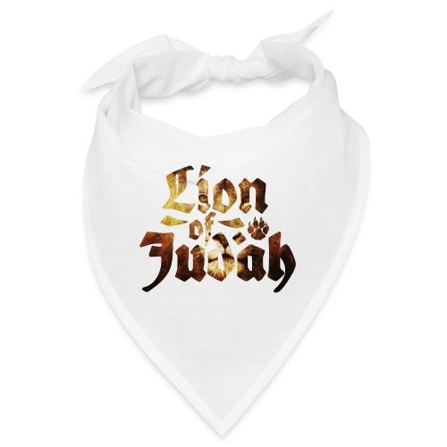 Lion of Judah - Rastafari Paw - Bandana