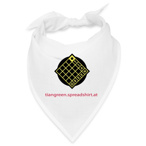 Tian Green mode Logo - Bandana