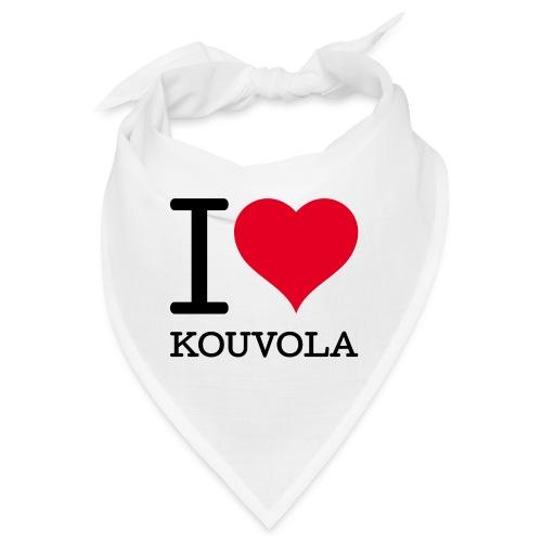 I love Kouvola - Bandana