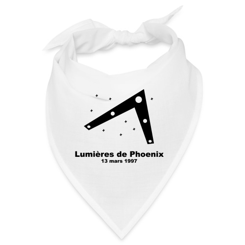 OVNI Lumieres de Phoenix - Bandana