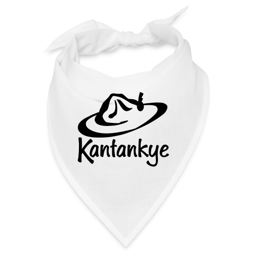 logo hoed naam - Bandana